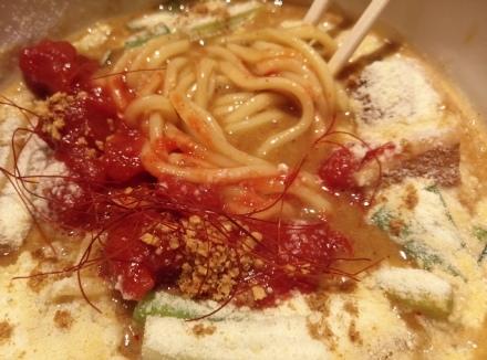 代々木 Miso Noodle Spot 角栄(KAKU-A) カレー味噌02