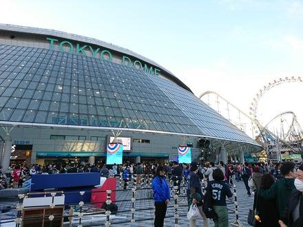190321 MLB開幕戦 東京ドーム 01