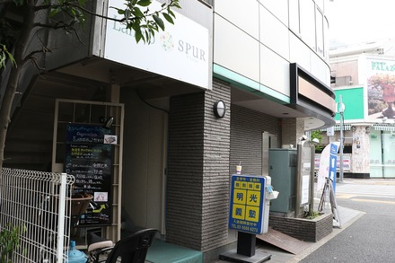 篠崎 オーガニックカフェ・ラムノ 外観