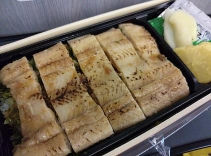 東京駅限定 築地寿司岩 やわらか穴子弁当 02