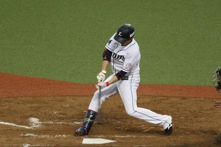 160503 vsオリックス 木村昇吾三振