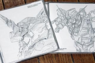 機動戦士ガンダムUC オリジナルサウンドトラック1_2