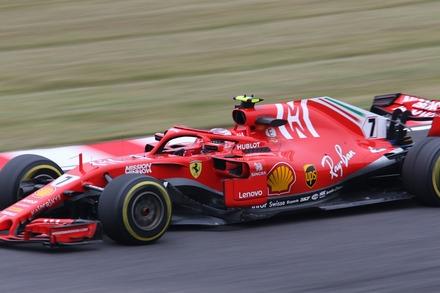 2018 F1 鈴鹿 日本GP FP2 ライコネン