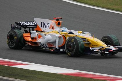 F1 富士 日本GP アロンソ
