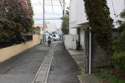 2003 鎌倉 鎌倉笹目町第一駐車場 02