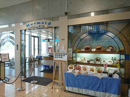 東京ビッグサイト Mermaid 外観