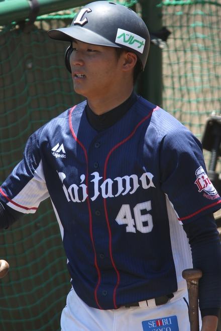 180630 vs巨人 鈴木翔平