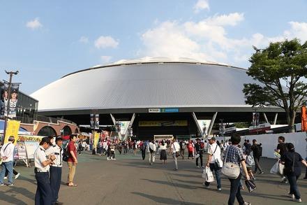 190606 メットライフドーム vs広島 ドーム前
