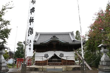 1810 墨俣 墨俣神社