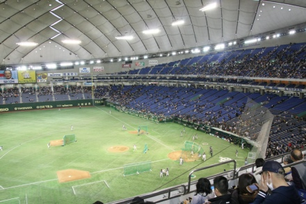 120303 vs巨人 東京ドーム座席