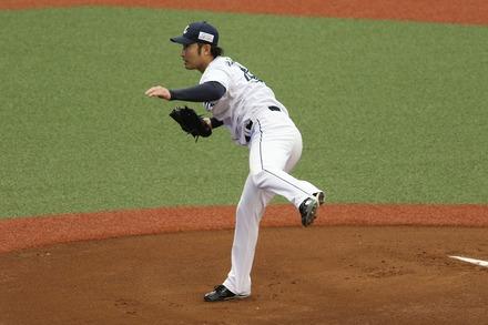 190324 メットライフドーム オープン戦 vsDeNA 武隈祥太05
