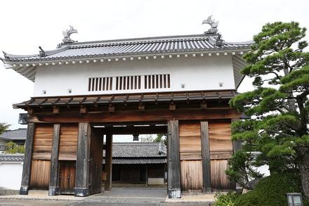 1710 掛川 掛川城大手門 02