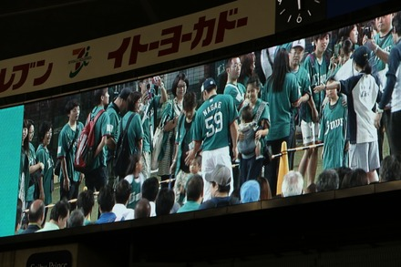 160918 vs楽天 試合後イベント 永江恭平