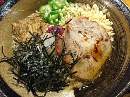 らあ麺やったる! 新宿店 和風冷やしらぁ麺 01
