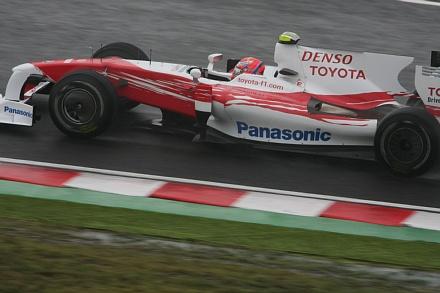 2009 F1 鈴鹿FP2 小林可夢偉2