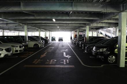 210605 ジャイアンツ球場 イースタン vs巨人 駐車場 01