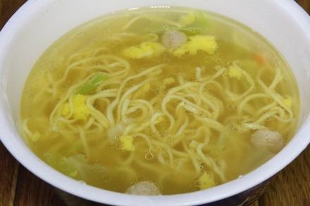 モラタメ エースコック 麺ごこち 芳醇鶏だし塩ラーメン02