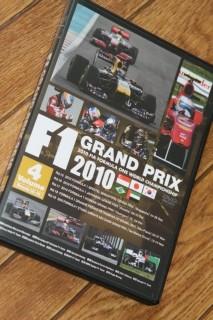 F1 DVD 「F1 Grand Prix 2010 vol.4」