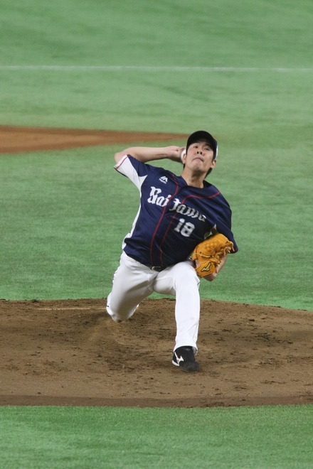 180821 vsロッテ 多和田真三郎04