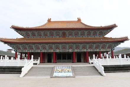 2002 台湾 高雄 蓮池潭 孔子廟002