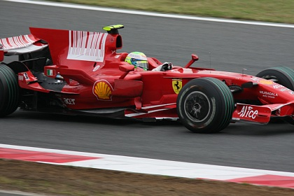 F1 富士 日本GP マッサ