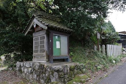 1810 関ヶ原 箭先地蔵堂・矢尻の池01