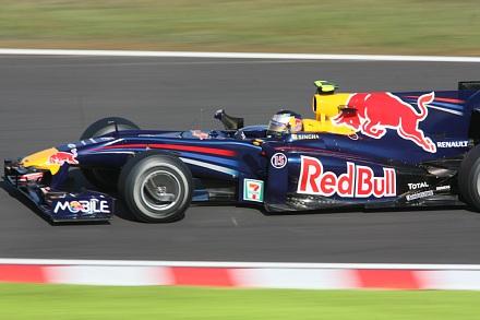 2009 F1 鈴鹿 決勝 ベッテル