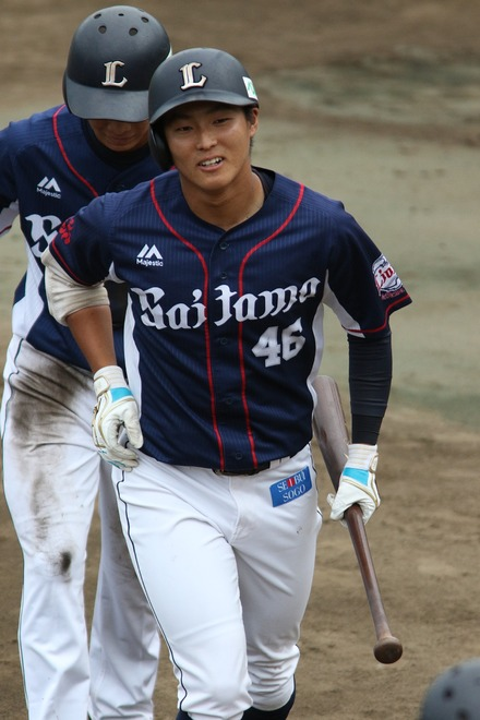 180901 vsDeNA 小田原球場 鈴木翔平03