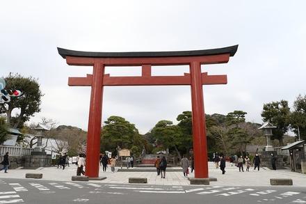 2003 鎌倉 鶴岡八幡宮01