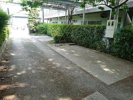 あざみ野 蕎麦匠 源 駐車スペース02