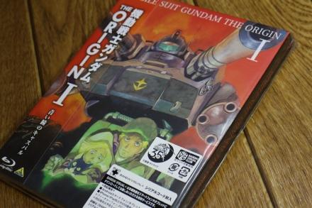 Blu-ray 機動戦士ガンダム THE ORIGIN 青い瞳のキャスバル 00