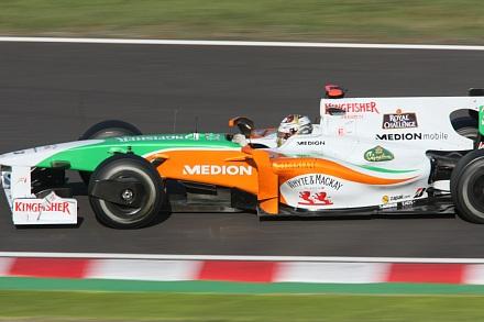 2009 F1 鈴鹿 決勝 スーティル