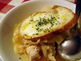 桃豚とキャベツのスープ