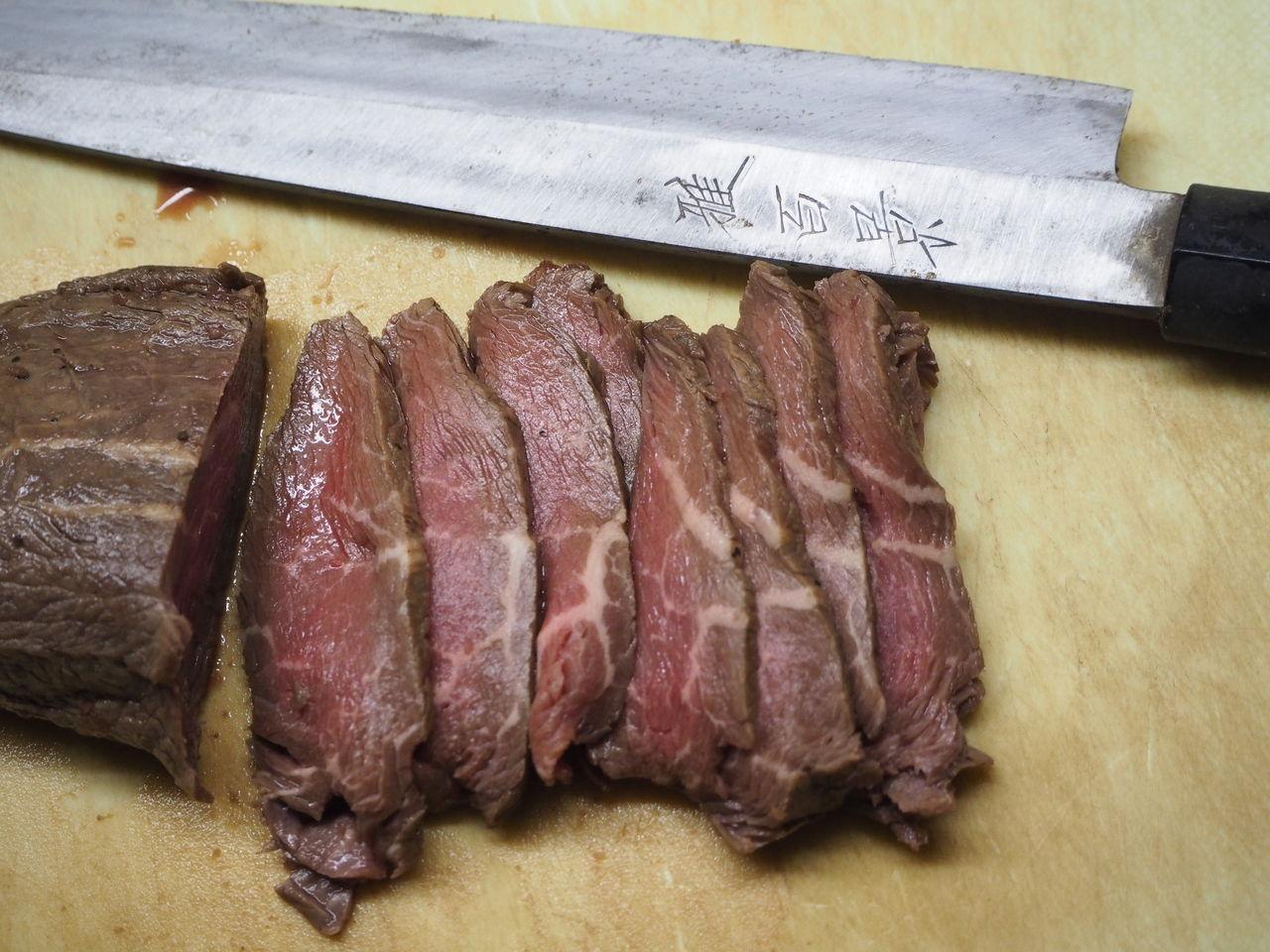 ロースト・ビーフ作り~補足 : ログハウスに住み 料理・野菜 ...