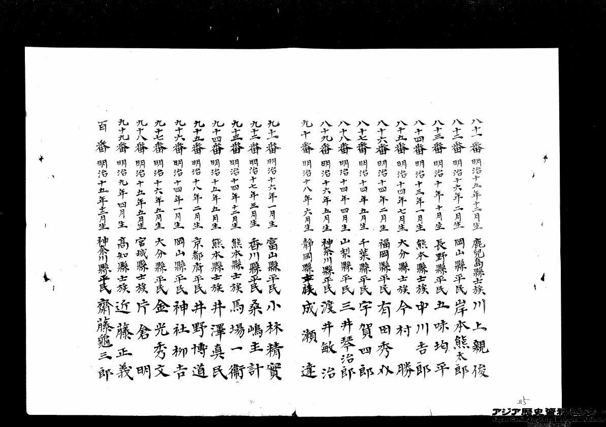 blog[小野一雄のルーツ]改訂版:《五番 木村鋭市》〔文官高等試験合格 ...