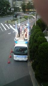 幸福実現党大阪街宣