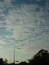 まわりこむ雲