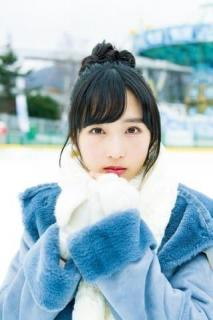 "AKB48小栗有以:""2万年に一人の美少女""が初デート 「サンデー」表紙に登場"