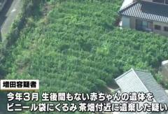 赤ちゃんの遺体を遺棄した疑い、20歳女子大生を逮捕 静岡