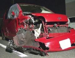 「娘と一緒に死のうと思い」対向車にぶつかる 母親逮捕 北九州