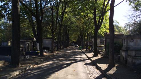 モンマルトル墓苑