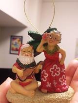 ハワイクリスマスかざり