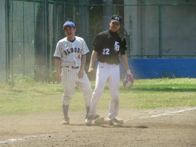 BT野球部戦 2014-5-10 302