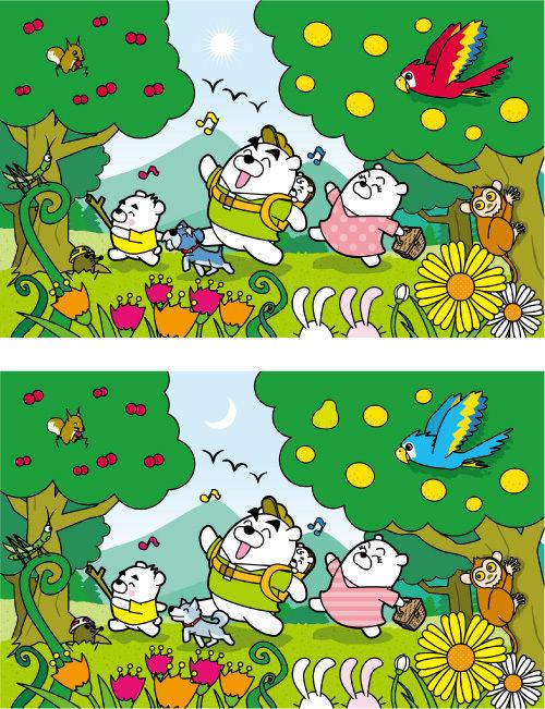4コマ漫画「ちびといつまでも」-100206_M-king_ol2.jpg