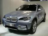 BMW コンセプトX6アクティブハイブリッドのフロント