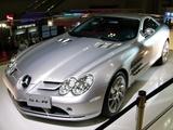 SLRマクラーレンのフロント