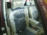 PZターボのフロントシート