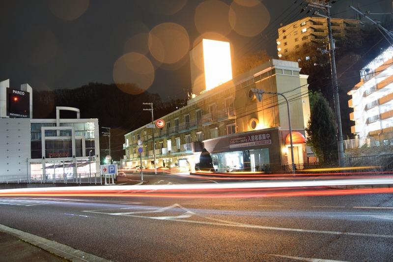 深夜街道1