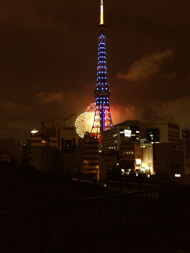 Hanabi&Tower