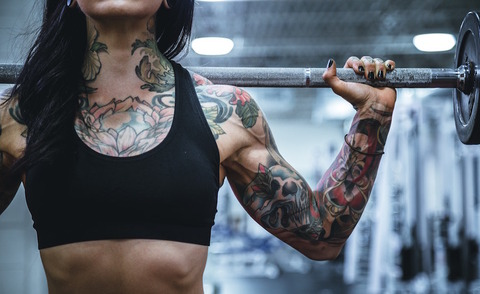 Can-You-Workout-After-Getting-a-Tattoo